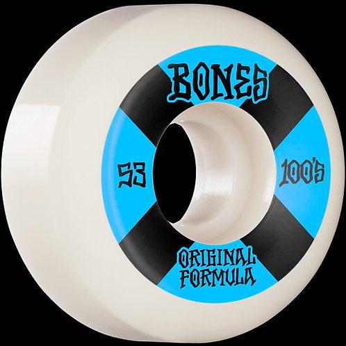 Bones 100's 53mm  4 Pack