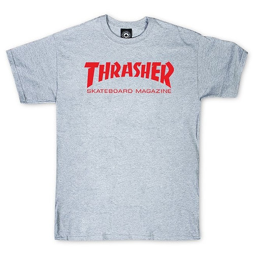 Thrasher Mag Grey