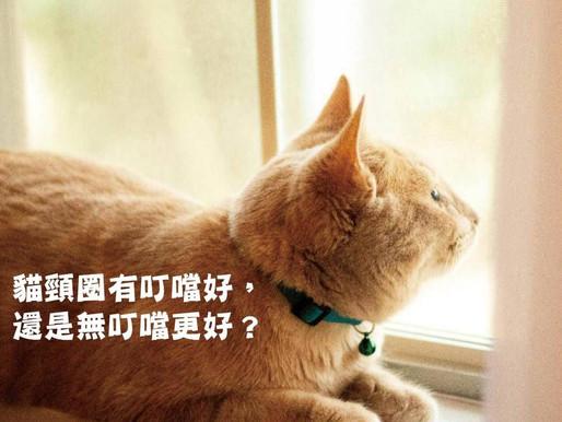 貓頸圈有叮噹好,還是無叮噹更好?