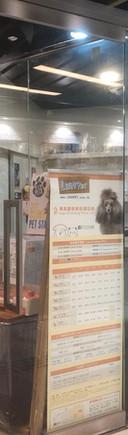 我們亦為客人提供專業的寵物美容服務