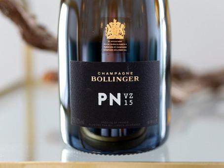 Bollinger lanceert nieuwe cuvée PN VZ 15