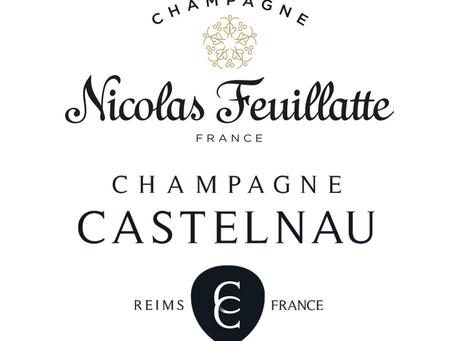 CV Champagne Nicolas Feuillatte en CRVC Champagne Castelnau kondigen fusie aan