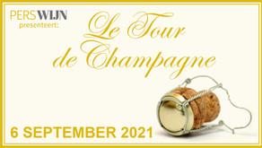 PERSWIJN - Le Tour de Champagne - 6 september 2021