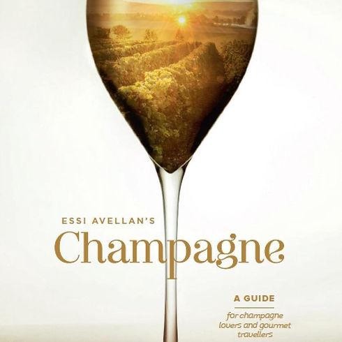 Boek Essi Avellan Champagne