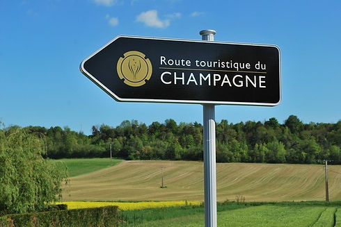 ADT Marne - bord route touristique du Ch