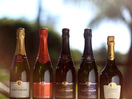 Tyson Stelzer ontmoet Vitalie Taittinger (Maison Taittinger) - online champagneproeverij op 12 maart