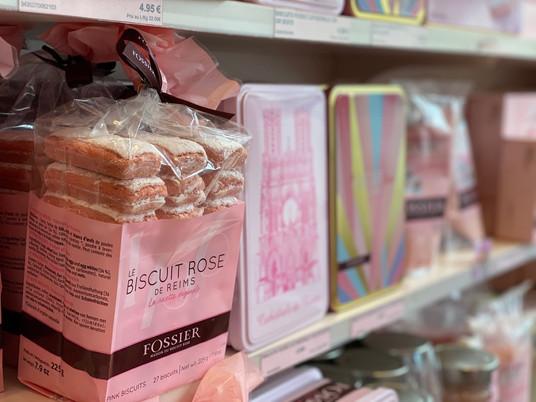 Le Biscuit Rose de Reims - een traditionele lekkernij voor bij (of in) de champagne!