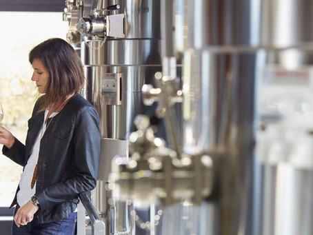 Champagneproducent Géraldine Lacourte (Lacourte-Godbillon) over duurzame wijnbouw in Champagne