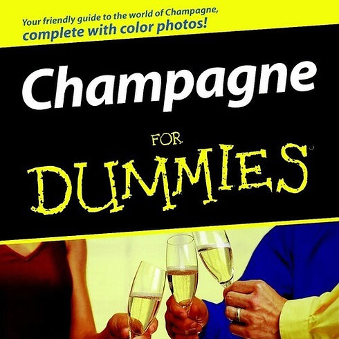 Champagne for dummie
