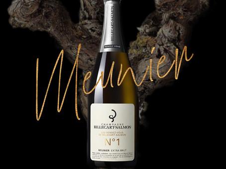 Nieuwe serie champagnes van Billecart-Salmon; Les Rendez-Vous - No.1 Meunier extra Brut