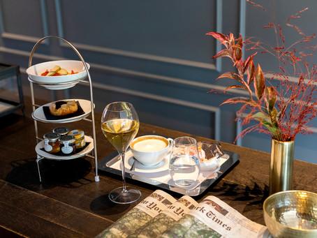 Begin je dag feestelijk met een champagneontbijt!