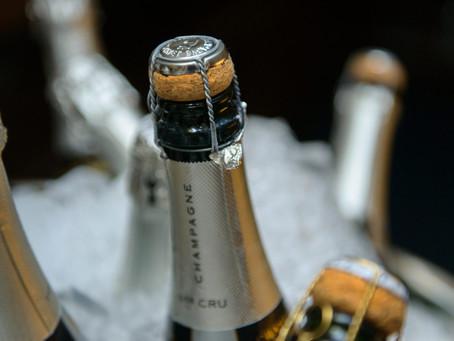Champagne! Op 18 april 2021 proeverij en diner met champagne van Brouzje in Amsterdam