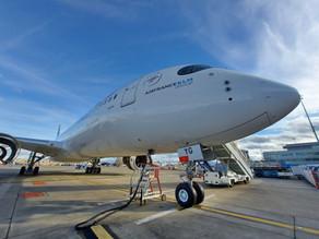 Groupe Air France-KLM kiest 'Reims' als naam voor nieuwste Airbus 350