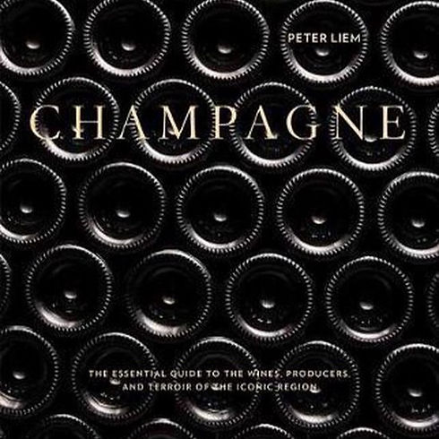 Boek Peter Liem Champagne