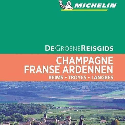 De groene reisgids champagne franse arde