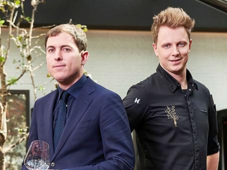 Een belletje met Sabas Joosten, hoofdsommelier bij De Librije en Champagne Ambassadeur 2018