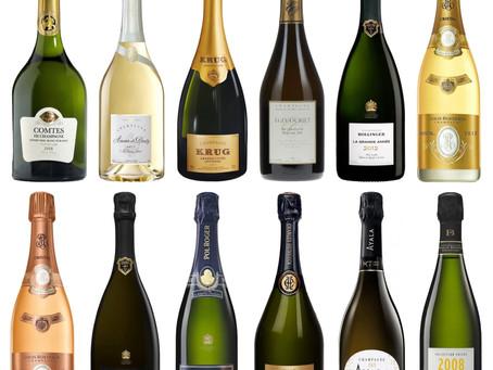 Tyson Stelzer's top 12 van de beste champagnes die in 2020 zijn uitgebracht!