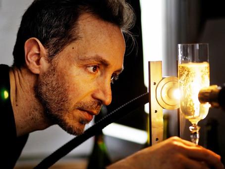 Een belletje met Gérard Liger-Belair, professor aan de Universiteit van Reims Champagne-Ardenne