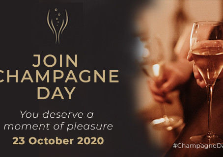 HAPPY CHAMPAGNE DAY!
