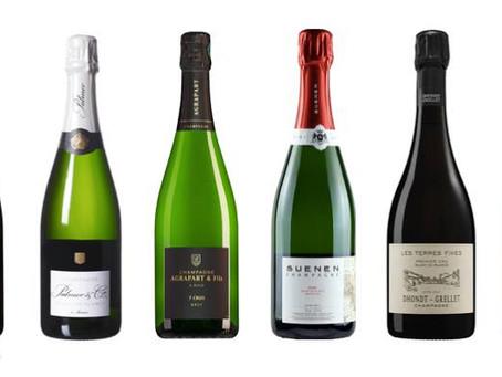 Persoonlijke favorieten van Lars Daniëls MV; 10 champagnes onder €50,-