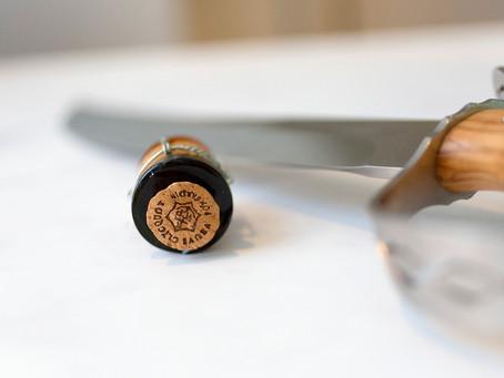 De nobele kunst van het sabreren
