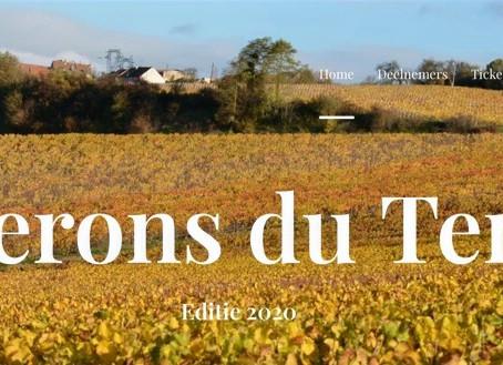 Voorjaar 2021 - Nieuw champagne-event 'Vignerons du Terroir'