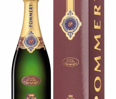 Nieuwe champagne van Pommery; Apanage Blanc de Noirs