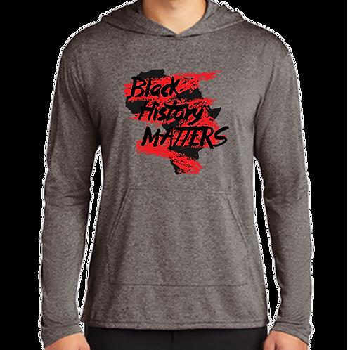 Black History Matters Hooded T-Shirt
