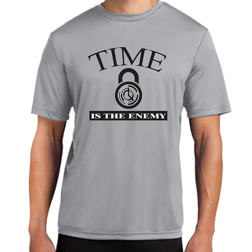 Time Is The Enemy T-Shirt