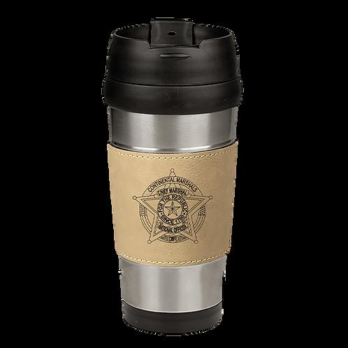 CMFR Badge Stainless Steel Mug