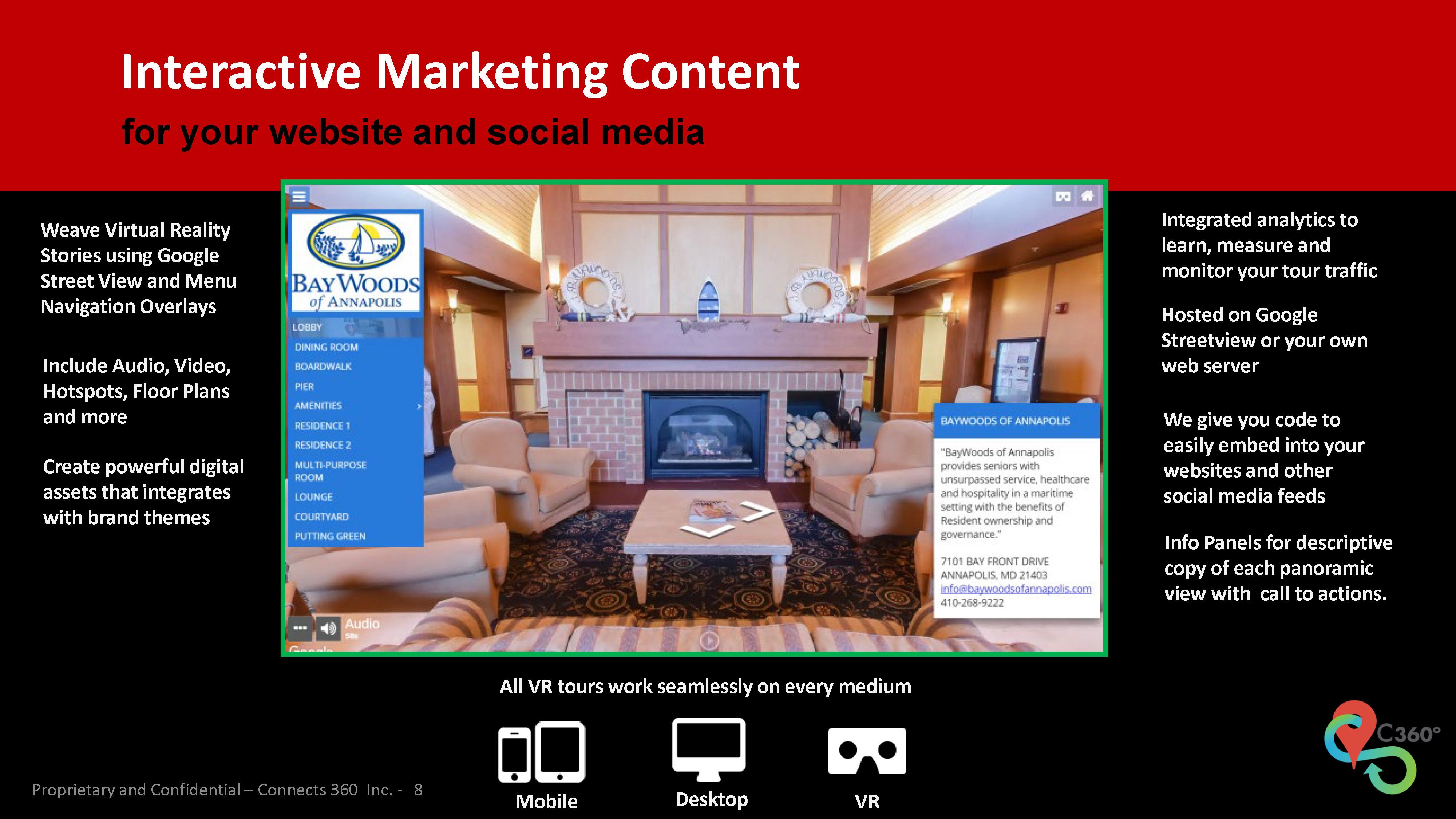 C360 Virtual Tours Presentation
