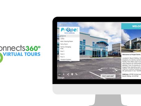 Connects 360 Virtual Tours Helps Businesses Make an Invaluable First Impression