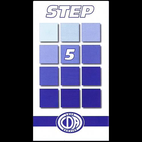 Step 5 (25 Pack)