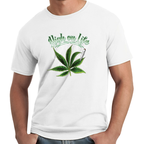 High On Life T-Shirt