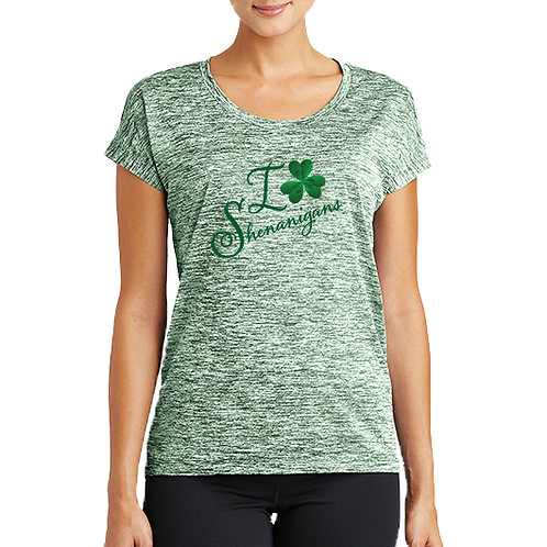 St. Patrick's Day Ladies T-Shirt