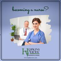 Becoming A Nurse?