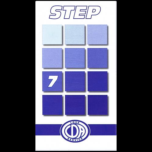 Step 7 (25 Pack)