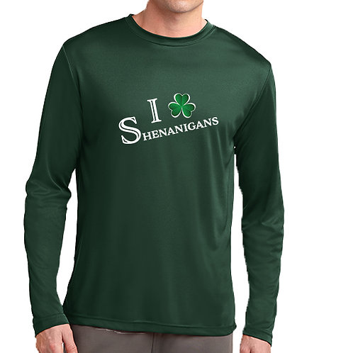 St. Patrick's Day Long Sleeve
