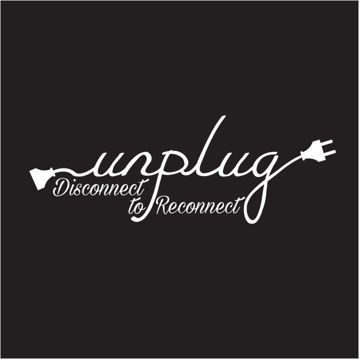National Unplug Day Web Image Reversed O