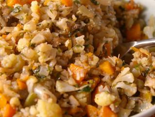Cauliflower Stuffing