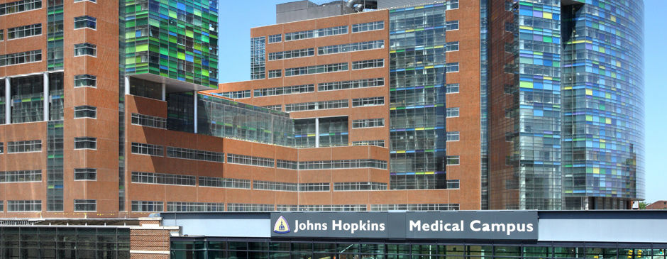 Within walking distance of Johns Hopkins Medical Campus