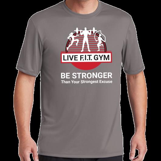 Live F.I.T. Gym T-Shirt