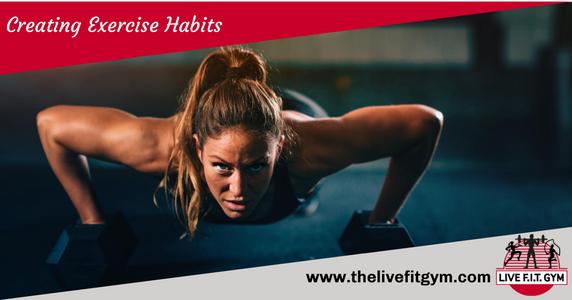 Creating Exercise Habits