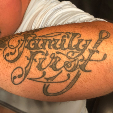 Family-First-Tattoo