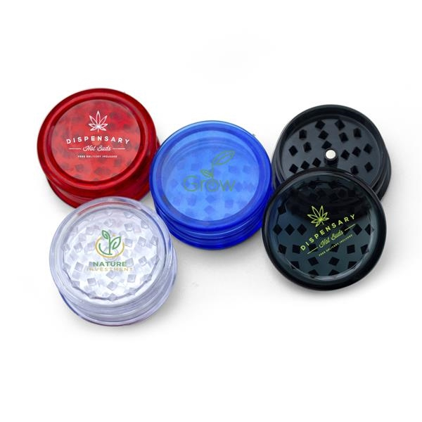 Grinder 3 Part Plastic