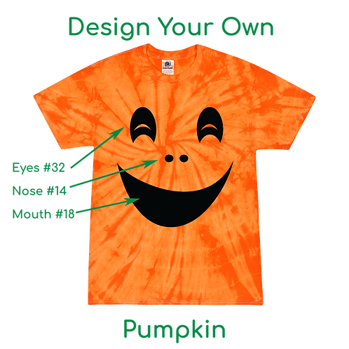 Design Your Own Pumpkin Tee
