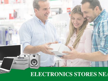 Electronics Stores Nearby