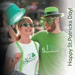 OCD St.Patrick's Day Web Image