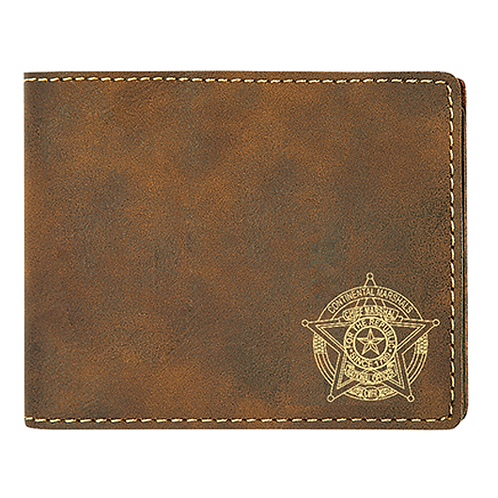 CMFR Badge Wallet