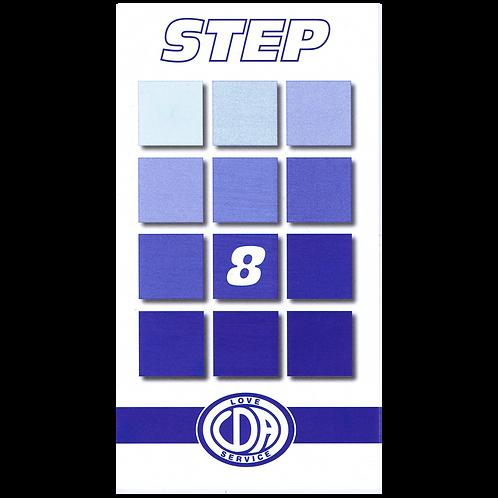 Step 8 (25 Pack)